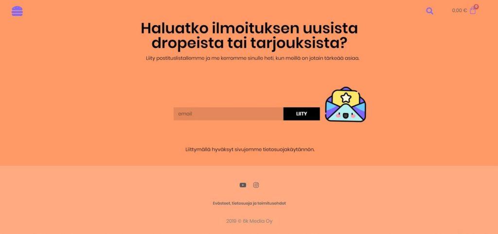 Kuudes Kerros 6kkauppa.fi kotisivut kuva 5