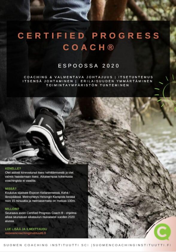 Suomen Coaching Instituutin esitteen kuva 1