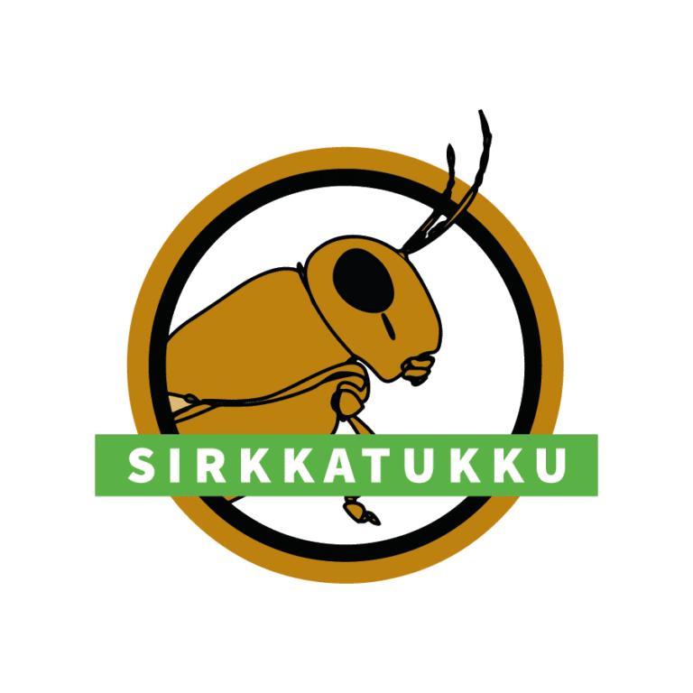 logo yritykselle sirkkatukku värillinen