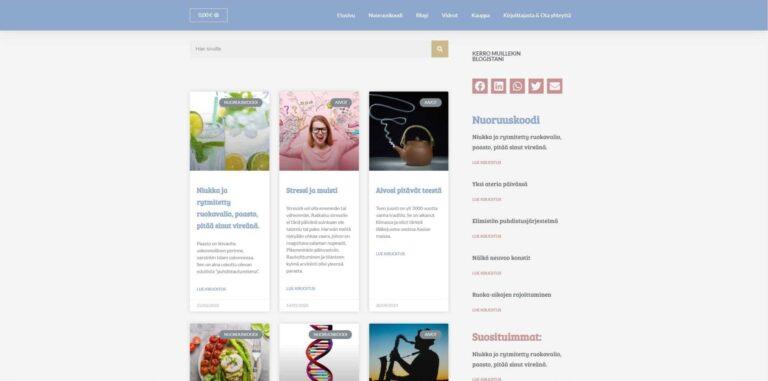 Oppimis- ja muistitekniikat kuva blogista